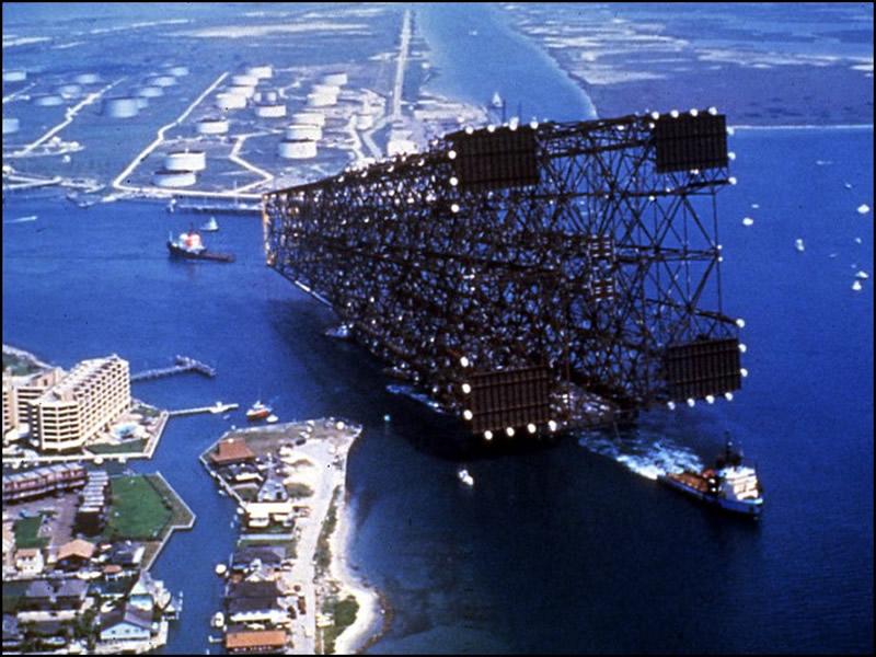 Harbor Island circa 1988 and